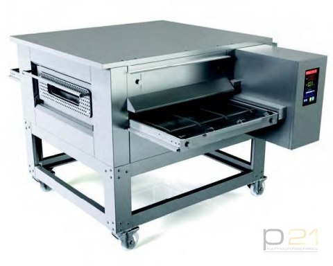 Piec do pizzy tunelowy TN-G 50 Ventilated, gazowy, Pizza Group